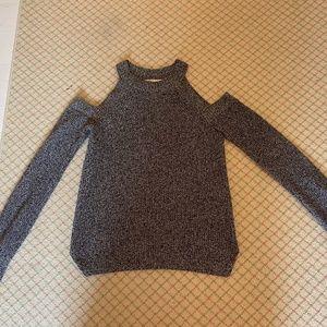 Rag & Bone Gray Knit Top, XS, NWOT